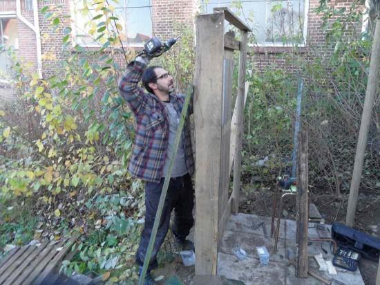 66. composttoiletmaken