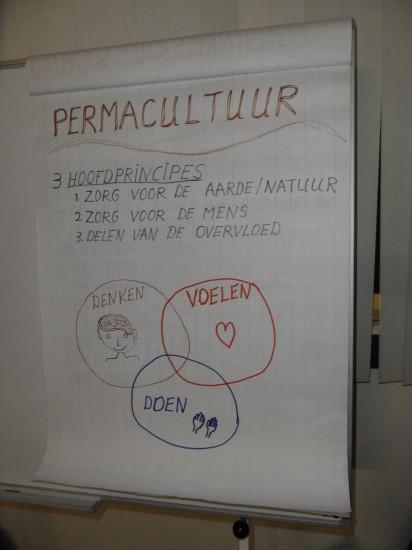 De 3 hoofdprincipes van permacultuur