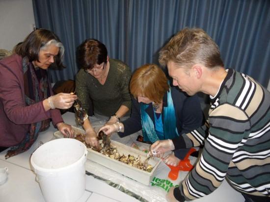 Compost onderzoek