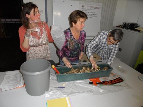 Compost onderzoek 2