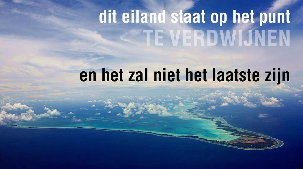 eilandverdwijnt